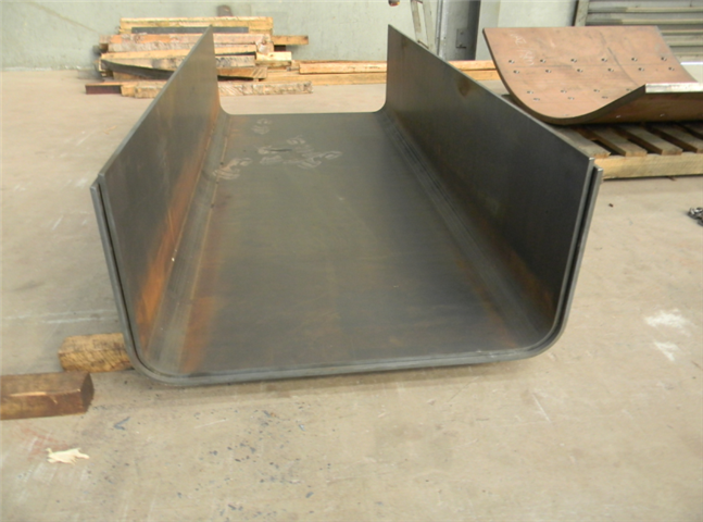 <strong>Project: Mining Trough</strong>