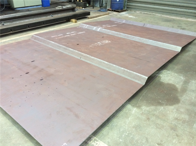 <strong>Project: Precast Concrete Panel Mould</strong>